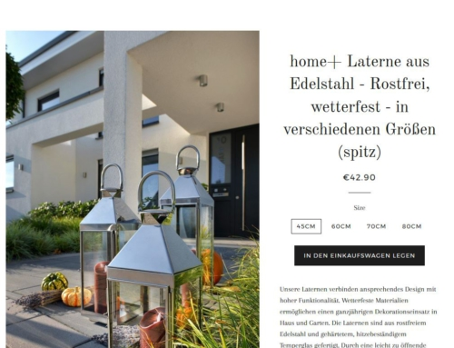 NEU! home-laternen.de