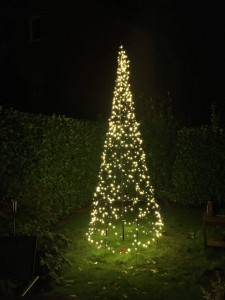 Fairybell LED Weihachtsbaum 420cm mit 640 LEDs