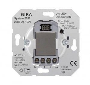Gira LED Dimmer 238500