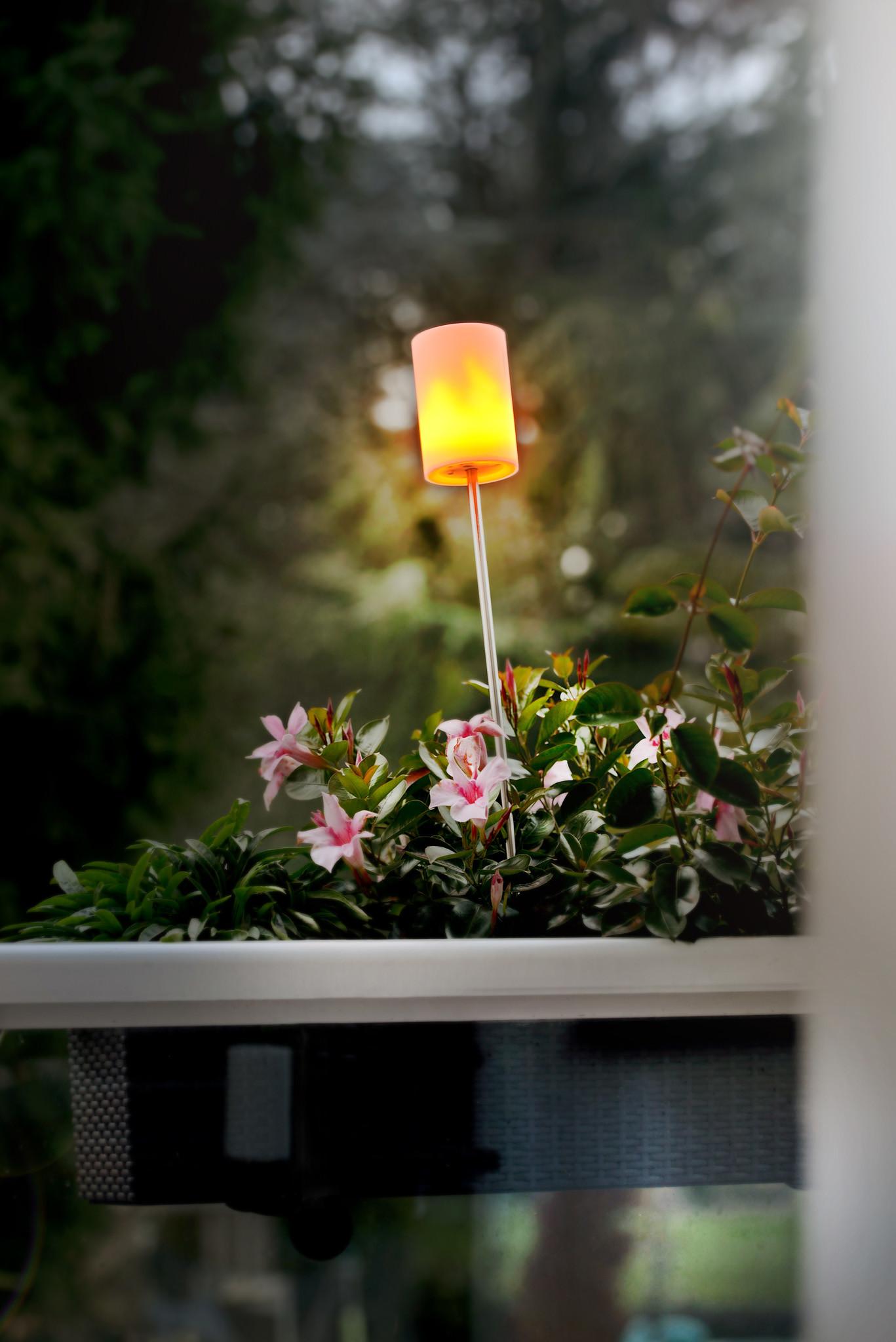 Outdoorleuchte Fiero Gartenleuchte LED Sompex